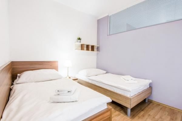 Štvorlôžkový deluxe apartmán